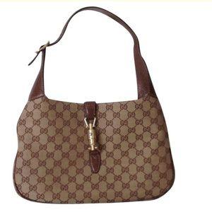 👜Vintage GUCCI GG Jackie O Bag